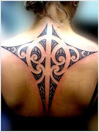 Maori Tribal Tattoo Designs Tips Unique For Girl On Back