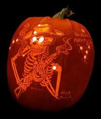 Puking Pumpkin Pattern Free by 30 Skull Pumpkin Carving Ideas Skullspiration Com Skull