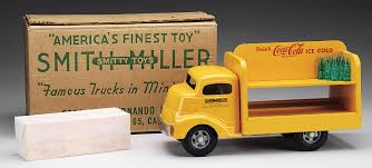 The Larry Seiber Collection Smith Miller Toy Truck Original United States Army Supply Mack Marx Race Car 1950s Louis And Company Vintage Coast Smitty Toys Farm Toy Auction Smithmiller Sales Brochures Picture History National Automobile Club Weekend Finds Dump Lloyd Ralston Private Collection Auction Frank Messin January 21 2012 Burchard Galleries Sunday September 2014 Lot 1301 Union 76 Tow For Smittys Garage
