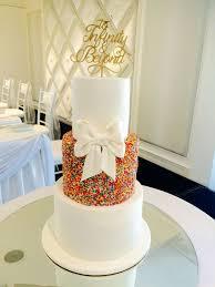 Sprinkles Wedding Cake By My Sweet Dream Cakes Perth Perthwedding Perthweddingcake