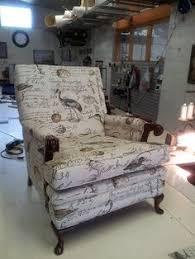 Threshold Barrel Chair Marlow Bluebird by 9020 Chair U0026 Ottoman B Y Mayo In Birdsong Seamist Fabric