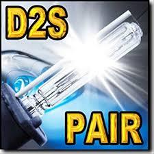 hightechautoaccessory pair d2s xenon stock hid