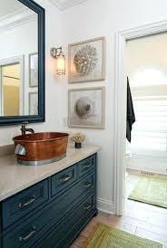 Beach Themed Bathroom Mirrors by Beach Themed Bathroom Accessories Beached Bathroom Decor
