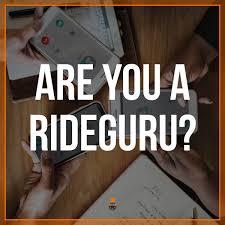 Are You A RideGuru