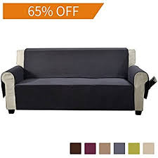 Sand Studio Day Sofa Slipcover by Amazon Com The Original Sofa Shield Reversible Couch Slipcover