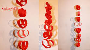 How To Make Hanging Decorations Out Of Tissue Paper Decoration For Your Room