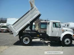 100 International 4700 Dump Truck 1996