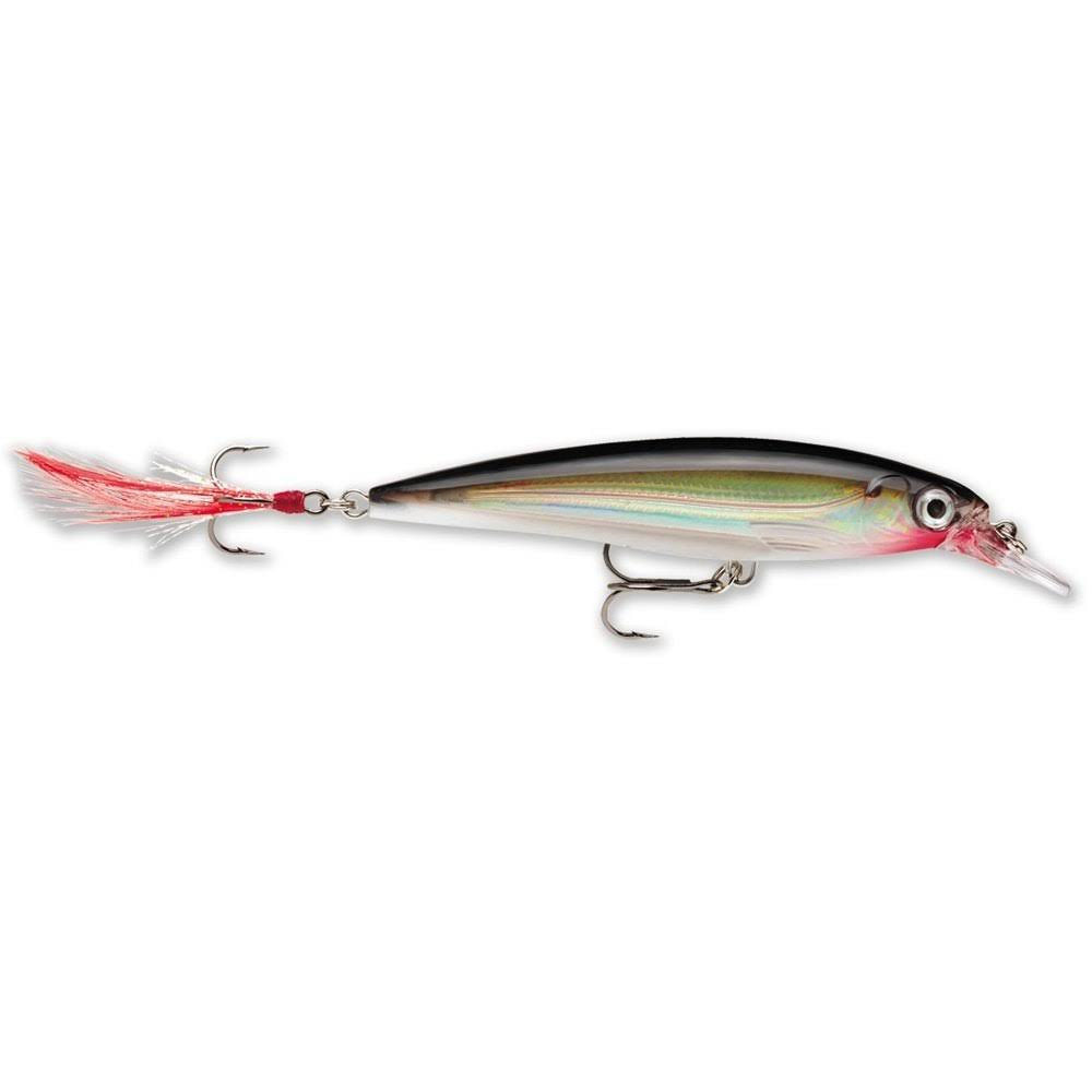 Rapala X-Rap Size 10 Silver Fishing Hard Bait