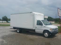 100 Ford Box Truck 2002 FORD E350 FOR SALE 92534
