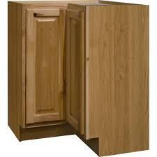 Blind Corner Base Cabinet For Sink by Hampton Bay Hampton Assembled 28 5x34 5x16 5in Lazy Susan Corner