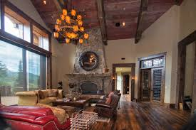 Characteristics You Find In Rustic Style Design Embrace Nature Inspired Textures Such As Reclaimed Wood Stone Simple And Earthy Colors Distressed