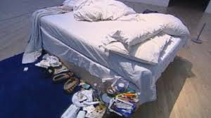 Tracey Emin My Bed by Tracey Emin U0027s Unmade Bed Shocked The Establishment With Its Dirty