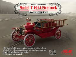 ICM 1914 Ford Model T Firetruck - Truck Kit News & Reviews - Model ... 1914 Ford Model T Fire Truck Vintage Motors Of Sarasota Inc F1451 Chicago 2015 Driving A Firetruck In Service When Woodrow Wilson Was President Wsj With Crew Icm Holding Plastic Model Kits Military 124 W2 Kit Hobbymodelscom Engine Pin Szerzje Jozsef Cspe Kzztve Itt Vetern Autk Pinterest Mhattan New York Usa 1st Apr Fdny Chief 1924 1910 Hyman Ltd Classic Cars 1926 This Is F Flickr Modelimex Online Shop
