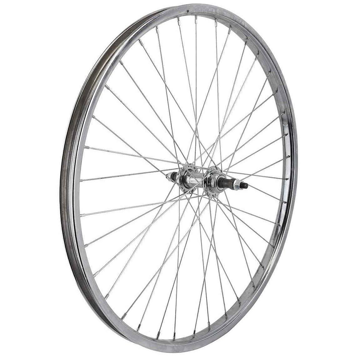 "Wheel Master Rear Bicycle Wheel - Silver, 26"" x 1.75"""