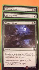 Mtg Werewolf Deck Ideas by Green Werewolves Mtg Amino