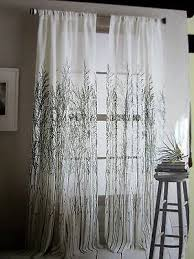 Dkny Mosaic Curtain Panels by Window Curtains Collection On Ebay