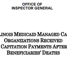 A Federal Audit Says Illinois Spent 46 Million On Health