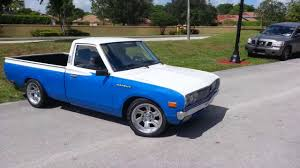 Old School Nissan Datsun Pickup Truck With KA24DE Motor - YouTube Datsun Pickup Truck Usa Canada Automobile Sales Brochures History Of Datsun Photos Past Cars Classic Truck Award In Texas Goes To 1972 Pickup Medium Ratrod And Bikes Trucks Mini Trucks Pickup Truckin Pinterest Nissan Original Arizona Truck 1974 620 For 5800 Get Into Bed With A Khabarovsk Russia August 28 2016 Car Wikipedia Bone Stock 1968 520 On The Road March 3 Car At Starting Grid Classic Race