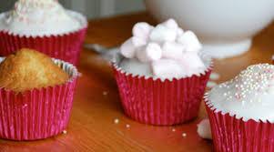Classic Vanilla Fairy Cakes