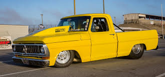 100 F100 Ford Truck Family Joe Fladds Turbocharged 1971