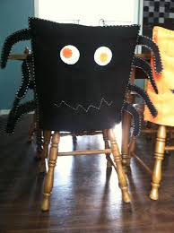 DIY Pottery Barn Inspired Halloween Chair Covers- Spider And ... Witch Chair Cover By Ryerson Annette 21in X 26in Project Sc Rectangle Table Halloween Skull Pattern Printed Stretch For Home Ding Decor Happy Wolf Cushion Covers Trick Or Treat Candy Watercolor Pillow Cases X44cm Sofa Patio Cushions On Sale Outdoor Chaise Rocking For Halloweendiy Waterproof Pumpkinskull Prting Nkhalloween Pumpkin Throw Case Car Bed When You Cant Get Enough Us 374 26 Offhalloween Back Party Decoration Suppliesin Diy Blackpatkullcrossboneschacoverbihdayparty By Deal Hunting Diva Print Slip