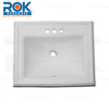 drop in bathroom sink ebay