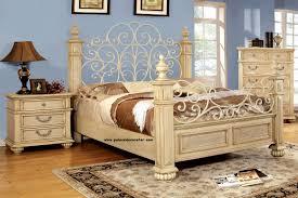 Furniture America Item CM7810CK Waldenburg California King Bed