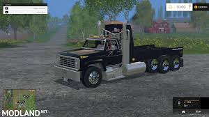 Ford Semi V 1.0 Mod For Farming Simulator 2015 / 15 | FS, LS 2015 Mod 1982 Ford Ltl 9000 Semi Truck Item J4880 Sold July 14 C Coe Clt9000 Semi Truck Youtube Rc Adventures Aeromax 114th 6x4 Hauling Excavator Low Tow The Uks Ultimate Slamd Mag F350 Super Duty Takes On A Grizzled 1993 Ltl9000 Tri Axle For Sale Sold At Auction May Motley Minnesota April 27 2018 Old Cab Aero New Commercial Trucks Find The Best Pickup Chassis Single Photo Flickriver 1972 Wt9000 Tractor Ccinnati Chapter Of Th Flickr Sterling 9719 Stewart Farms Mi