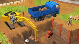 100 Build A Truck Game Fun S Diggers Play Construction Ing Little Ers Learn Colors S For Kids