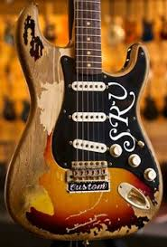 Fender Custom Shop John Cruz SRV Number One Tribute Strat