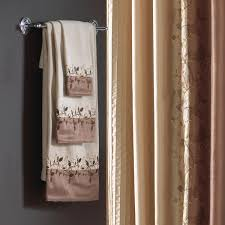 transform decorative towel sets for bathroom for your brown and