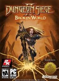 dungeon siege 2 broken dungeon siege ii broken