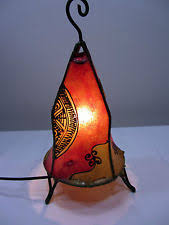 Rawhide Lamp Shades Ebay by Used Rawhide Lamp Shades Ebay