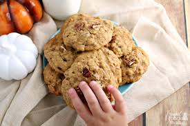 Muirhead Pecan Pumpkin Butter Ingredients by Frugal Foodie Mama Chai Pumpkin Pecan Oatmeal Cookies