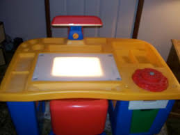 little tikes art desk with chair desk design ideas
