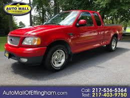 Used 1999 Ford F-150 For Sale In Effingham, IL 62401 The Automall Of ... 1999 Used Ford Super Duty F450 12 Ft Stake Body At F150 For Sale Classiccarscom Cc1048808 Tpi Photos Informations Articles Bestcarmagcom Country Commercial Center Serving Svt Lightning Truck Just Trucks Candy Red 124 By By Owner In Salem Al 36874 R Sales Inc Waycross Ga Courier Junk Mail Salvage Ranger Xlt Subway Parts Auto F250 Regular Cab 54 V8 Work Truck Youtube