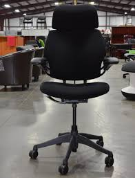 Used Humanscale Freedom Chair by Humanscale Freedom Task Chair With Headrest Office Barn
