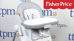 4-in-1 Total Clean High Chair From Fisher-Price - YouTube