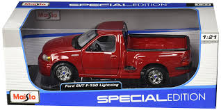 Amazon.com: Maisto 1:21 Scale Ford SVT F-150 Lightning Diecast Truck ... Automotive Fu7ishes Color Manual Pdf Ford 2018 Trucks Bus F 150 For Sale What Are The 2019 Ranger Exterior Options Marshal Mize Paint Chips 1969 Truck Bronco Pinterest Are Colors Offered On 2017 Super Duty 1953 Lincoln Mercury 1955 F100 Unique Ford Models Ford American Chassis Cab Photos Videos Colors Dodge New Make Model F150 Year 1999 Body Style 350 Raptor Colors Youtube 2015 Shows Its Styling Potential With Appearance