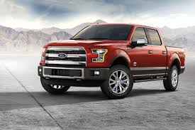 100 Ford Truck Models List LIST Top 10 Stolen Cars In The United States S And SUVs