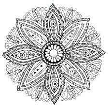 Coloring Pages Adults Luxury Free Printable Mandalas In Print With