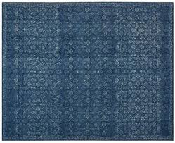 Favorite Indigo Area Rugs Pottery Barn Desa Rug Reviews Designs Blue Au Malika The Rug Has Arrived And Is On Place 8x10 From Bordered Wool Indigo Helenes Board Pinterest Rugs Gabrielle Aubrey