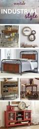 Wayfair Metal Beds by 121 Best Industrial Style Images On Pinterest Industrial Style