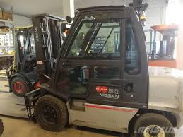 100 Nissan Diesel Truck YG1D2A30Q Forklifts Price 14896 Year Of