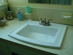 Kohler Kitchen Sink Stopper Replacement by Kohler Bathroom Sinks And Vanities For Your Decor Ideas Trough