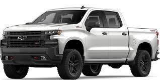 100 Chey Trucks AllNew 2019 Silverado 1500 Pickup Truck Full Size Truck