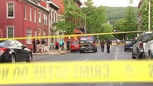 Boyertown Halloween Parade Winners by Man Shot Twice Near Reading Police Headquarters Wfmz