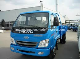 China Diesel 3 Ton Light Duty Truck For Exportation Photos ...