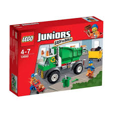 Cek Harga Lego Juniors Garbage Truck 10680 Blocks & Stacking Toys ... Dickie Toys 11 In Garbage Truck Green And Products Tonka Mighty Motorised Online Australia Amazoncom Melissa Doug Wooden Vehicle Toy 3 Pcs 143 Scale Diecast Waste Management For Kids With Joyabit Friction Powered With Lights Rolloff Dumpster Action Town Kids 4 201119084 Mb Antos Rtr Rc Matchbox Large Walmartcom Pump Air Series Brands Buy At Universe