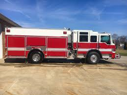 100 Pierce Fire Trucks For Sale 2010 Velocity PUC Rescue Pumper Used Truck Details